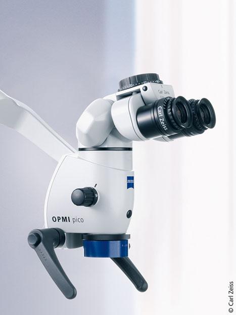 耳用顕微鏡 OPMI pico